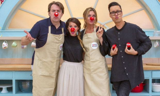 The Great Comic Relief Bake Off 2015 - Generics